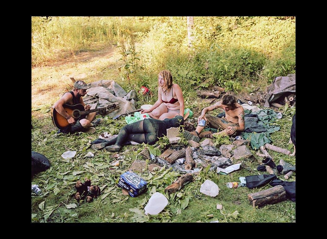 Как живут члены анархистского сообщества «Левиафан» в штате Огайо. Изображение № 11.