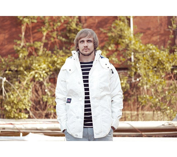 Московский магазин Brandshop опубликовал лукбук английской марки Henri Lloyd. Изображение № 13.