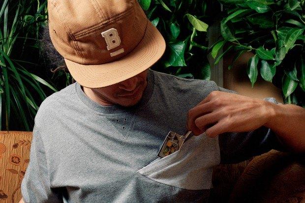 Американский ритейлер Вodega опубликовал лукбук весенней коллекции одежды. Изображение № 5.