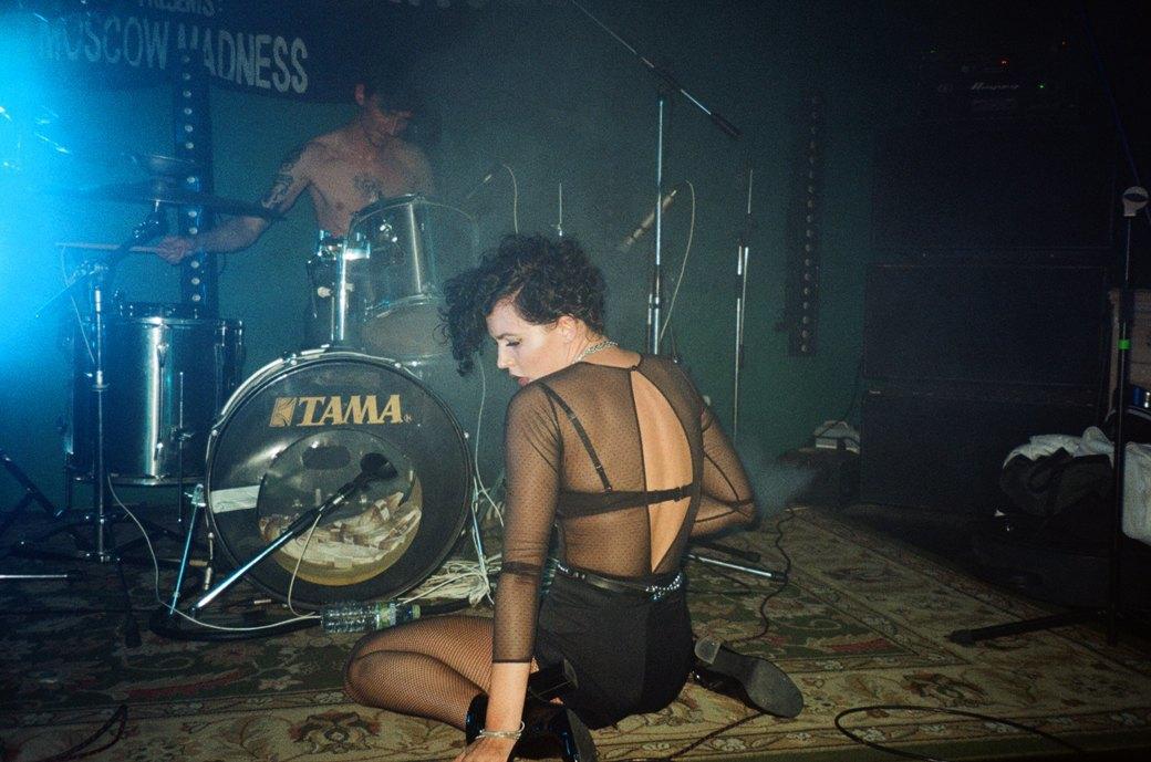 Фоторепортаж: Панк-фестиваль со слоганом «Русский значит тормоз». Изображение № 9.