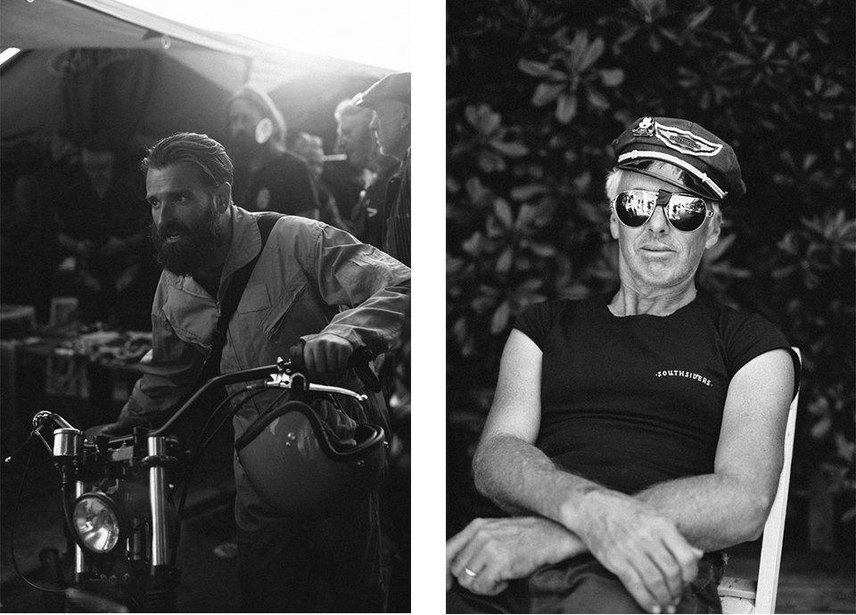 Фоторепортаж с мотоциклетного фестиваля Wheels & Waves. Изображение № 18.