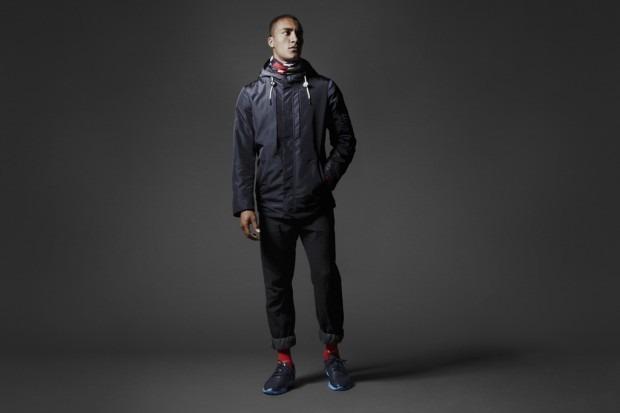 Nike Sportswear выпустили лукбук осенней коллекции одежды. Изображение № 1.