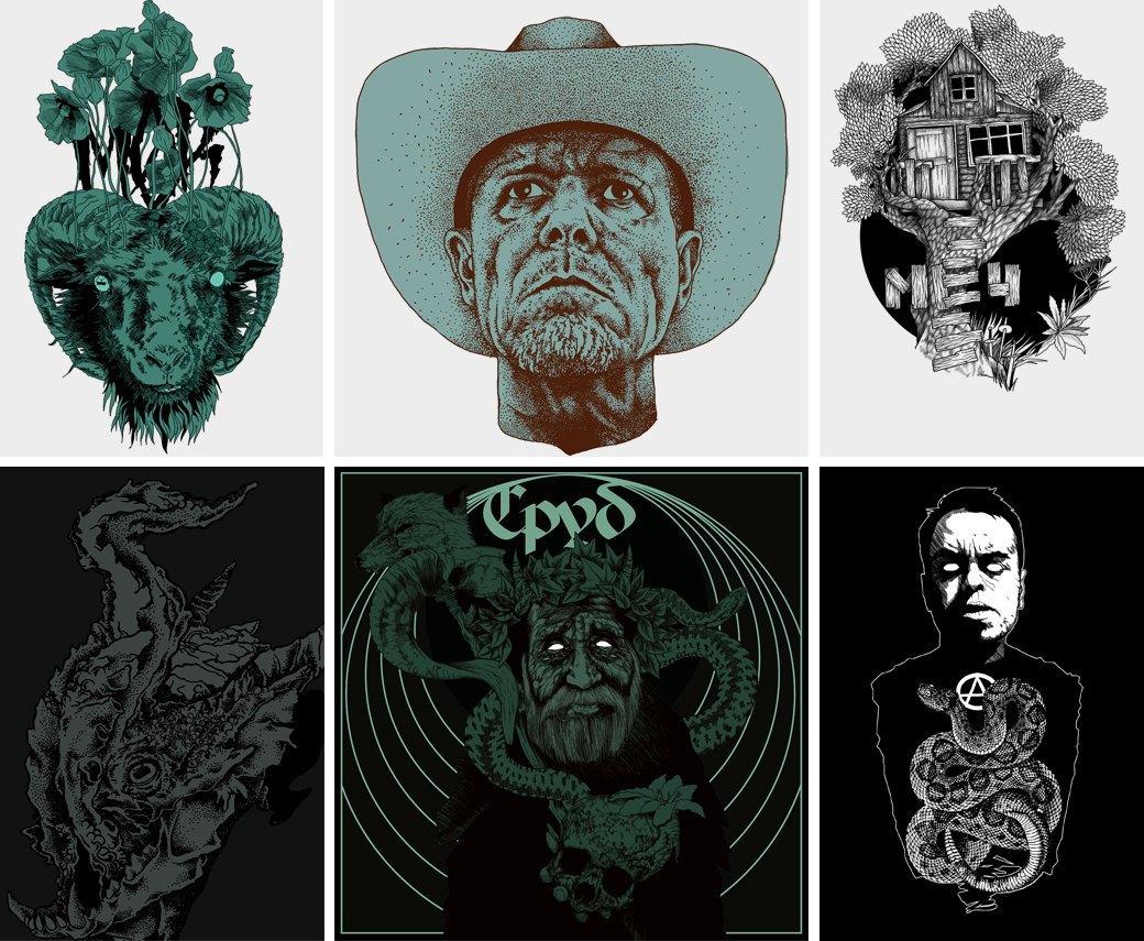 5 российских панк-художников, на которых стоит обратить внимание. Изображение № 1.