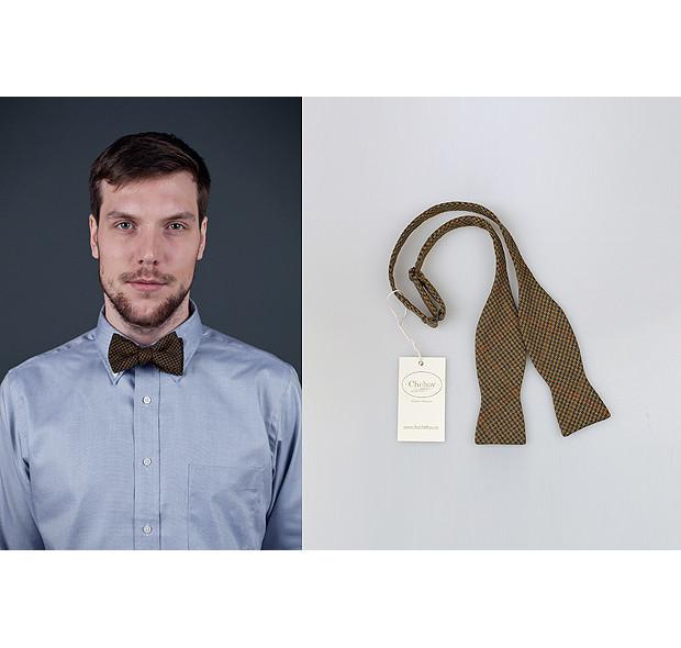 Московская марка Chehov выпустила новую коллекцию бабочек и галстуков. Изображение № 12.
