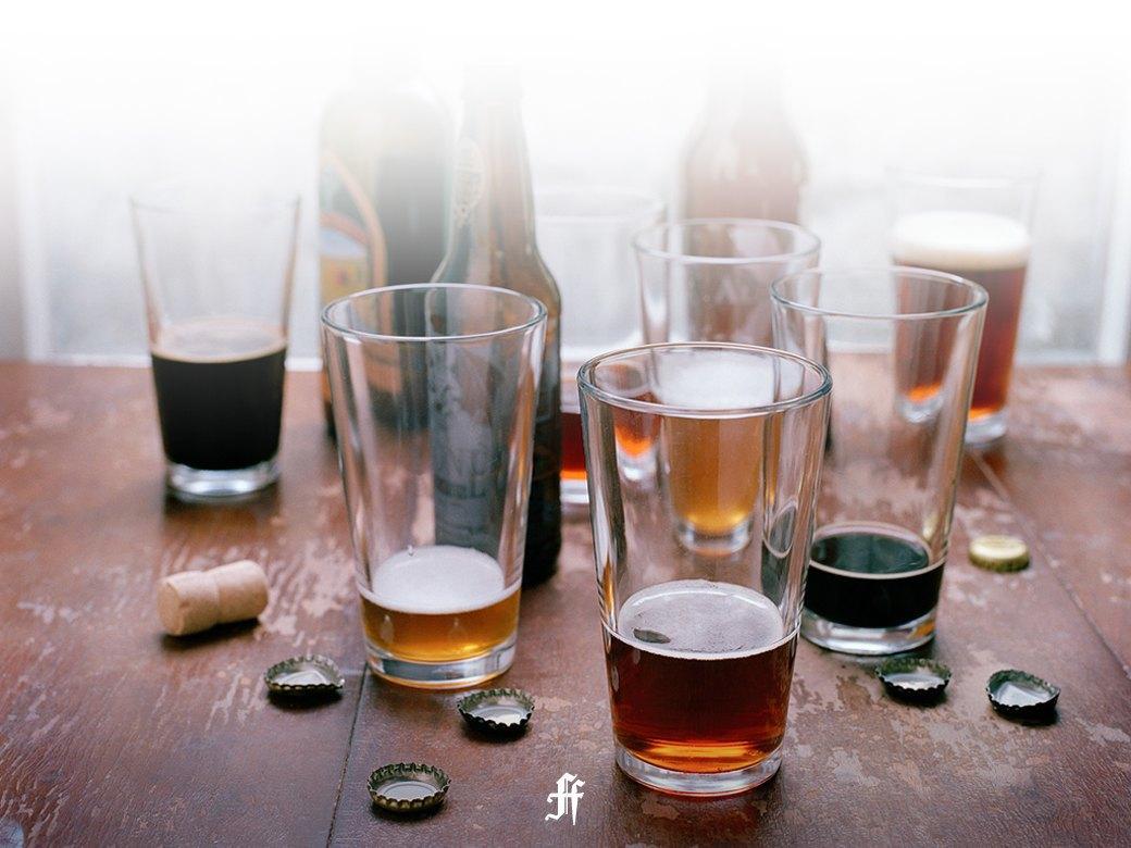 Что такое кислое пиво — редкий напиток дикого брожения. Изображение № 15.