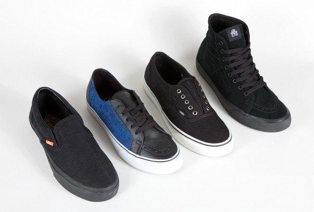 Марка Vans выпустила совместную коллекцию обуви с группой Metallica . Изображение № 5.