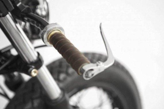 Мотомастерская Thrive Motorcycle представила каферейсер на базе Yamaha XS650 . Изображение № 10.