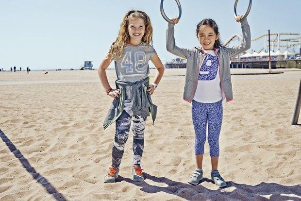 Марка H&M Sport опубликовала лукбук осенне-зимней коллекции . Изображение № 8.