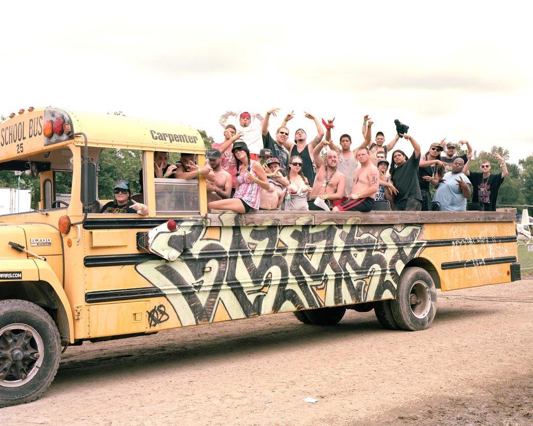 Клоуны на выезде: Фоторепортаж с ежегодного фестиваля джаггало в Иллинойсе. Изображение № 21.