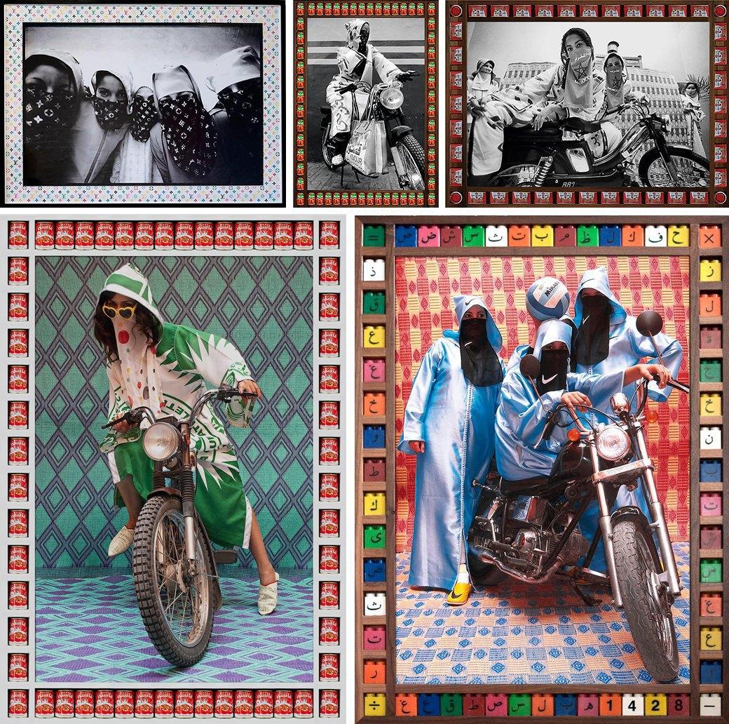 5 исламских уличных художников, выступающих за права женщин. Изображение № 4.