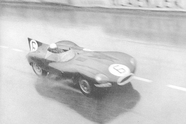 Jaguar D Type. Изображение № 8.