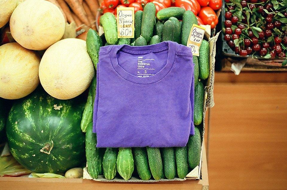 Самый сок: Ревизия цветных футболок. Изображение № 3.