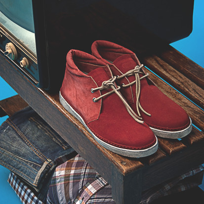 Итальянская марка BePositive выпустила весеннюю коллекцию обуви. Изображение № 8.