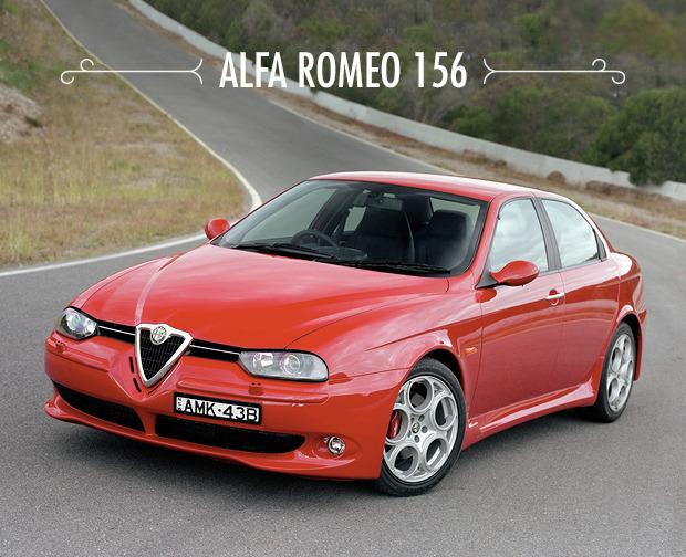 Гид по Alfa Romeo 156 как одному из лучших современных автомобилей. Изображение № 1.