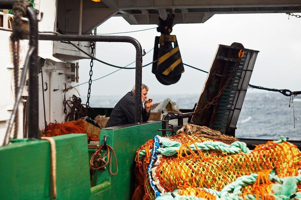 Как я бросил всё ради работы на морском судне. Изображение № 5.