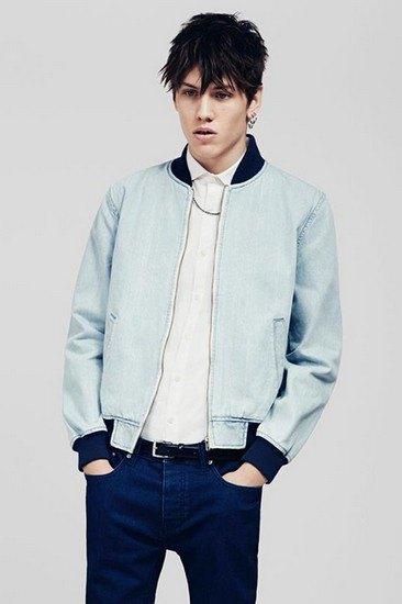 Марка Topman представила весеннюю коллекцию джинсовой одежды. Изображение № 4.