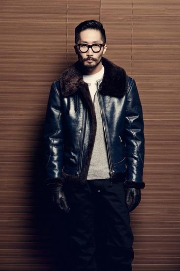 Корейская марка Diafvine выпустила лукбук осенней коллекции одежды. Изображение № 12.
