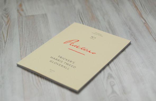 Создатели магазина UK Style выпустили собственный журнал. Изображение № 31.