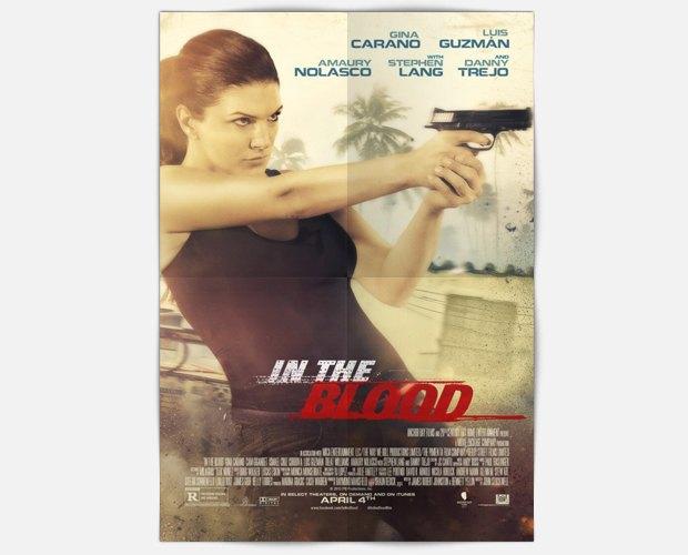 Трейлер дня: «Кровавая месть». Дэнни Трехо в смертельной схватке с Джиной Карано. Изображение № 1.