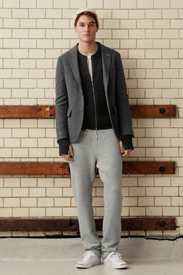 Марка Gant Rugger опубликовала лукбук осенней коллекции одежды. Изображение № 3.