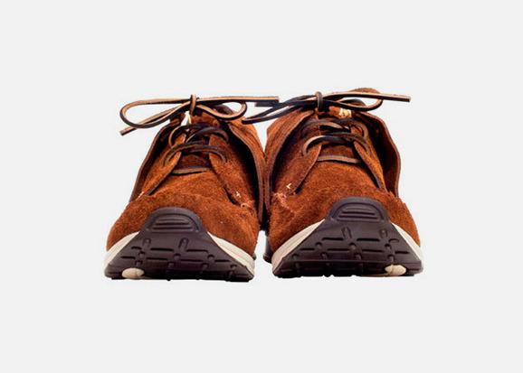 Японская марка Visvim выпустила осеннюю коллекцию обуви. Изображение № 3.