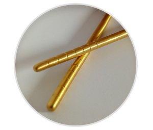 Всё то золото: 10 повседневных предметов из драгоценного металла. Изображение № 4.