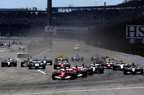 Гран-при: Трасса Indianapolis и гонка Indy 500. Изображение № 6.