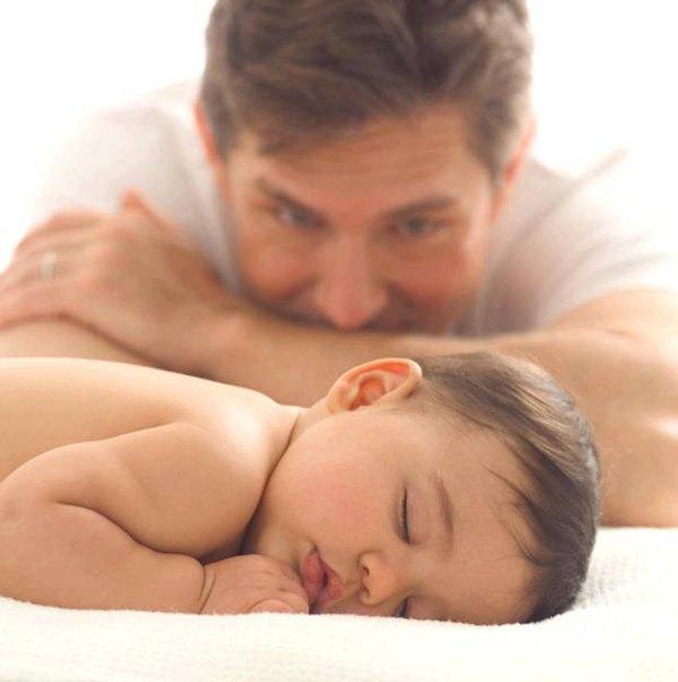 Размер яичек оказался связан с отцовскими качествами. Изображение № 1.
