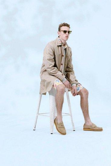 Марка Norse Projects опубликовала лукбук весенней коллекции одежды. Изображение № 10.