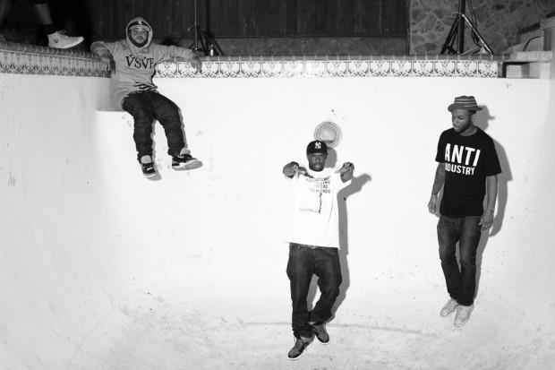 Марка Black Scale и рэпер ASAP Rocky выпустили лукбук совместной коллекции одежды. Изображение № 4.