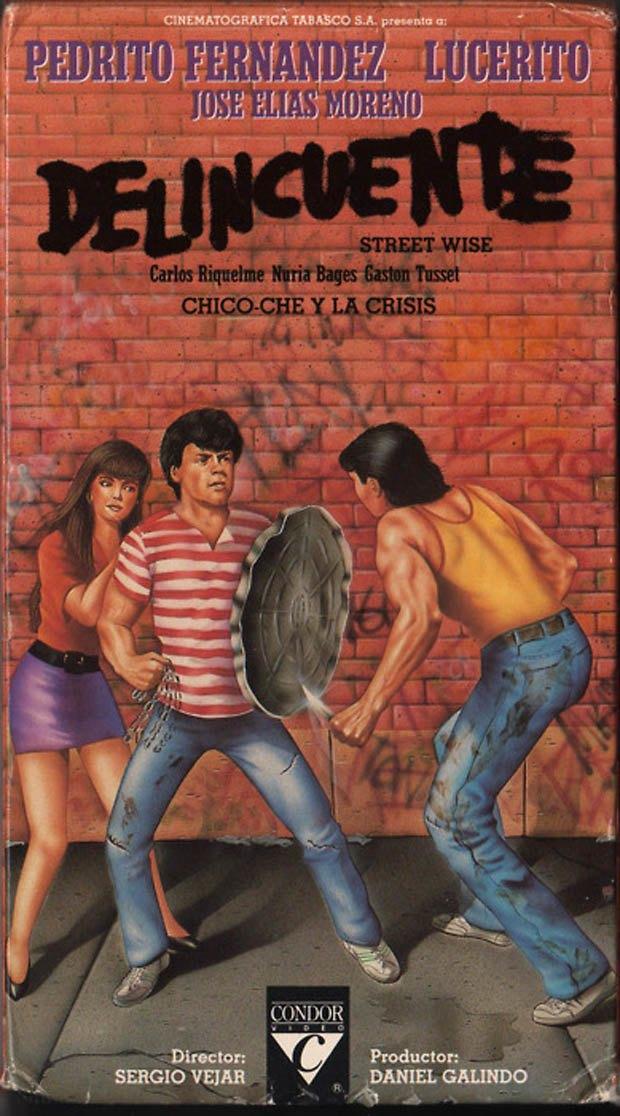 VHS Cover Junkie: Tumblr-блог коллекционера обложек видеокассет . Изображение № 33.
