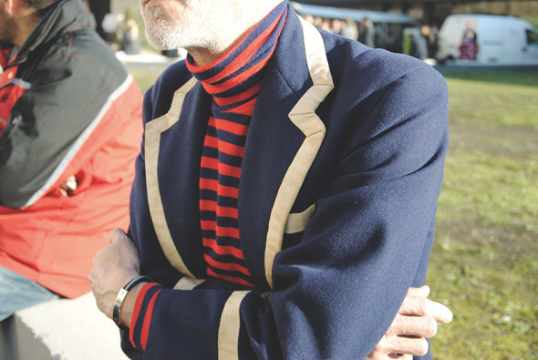Детали: Репортаж с выставки мужской одежды Pitti Uomo. День второй. Изображение № 27.