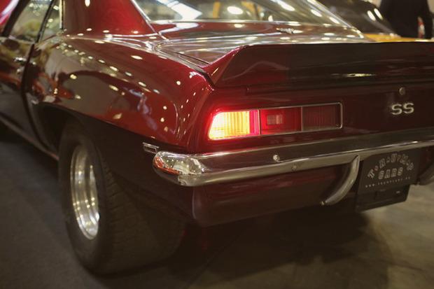 Машина времени: 8 лучших ретроавтомобилей с выставки «Олдтаймер». Изображение № 64.