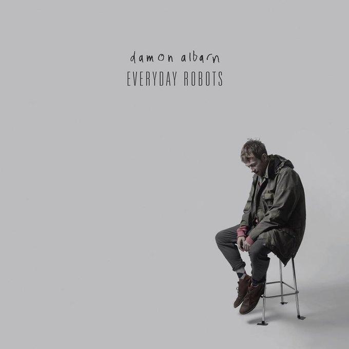 Деймон Албарн выпустил официальное видео на композицию из нового альбома «Everyday Robots». Изображение № 1.