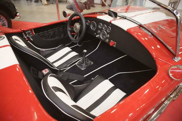 Машина времени: 8 лучших ретроавтомобилей с выставки «Олдтаймер». Изображение № 37.