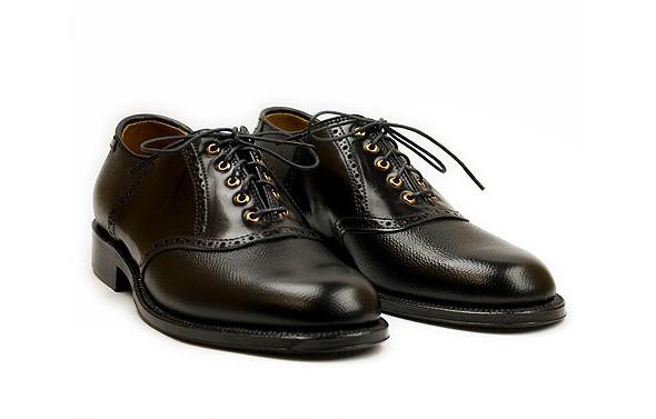 Изображение 2. Новая обувь Alden для компании Blackbird.. Изображение № 3.