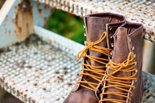 Новая модель ботинок Red Wing Heritage. Изображение № 3.