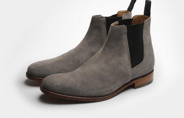 Марка Grenson выпустила весеннюю коллекцию обуви. Изображение № 34.