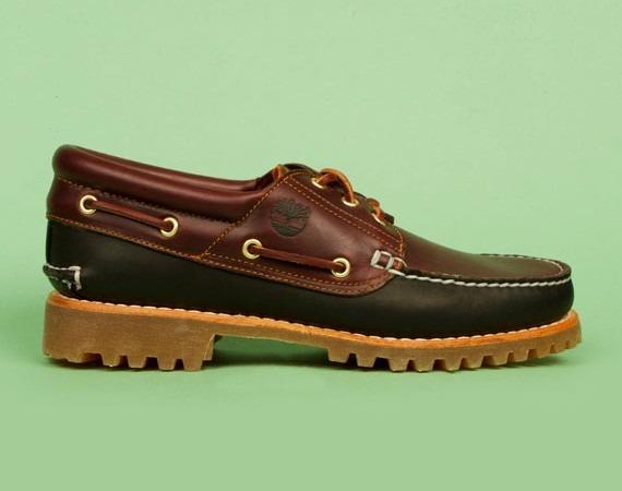 Марки Timberland и Opening Ceremony представили совместную коллекцию обуви. Изображение № 6.