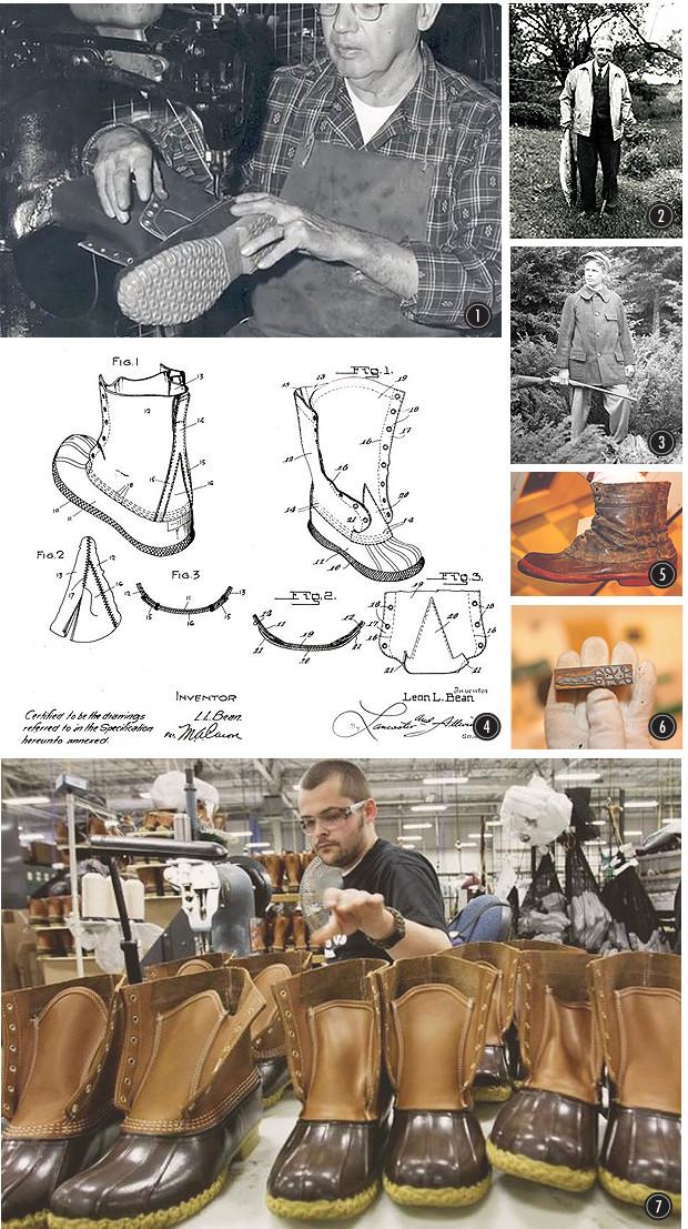 100 лет марке L.L.Bean: История появления знаменитых «лягушек», превратившихся в «ботинко-мобиль». Изображение № 1.