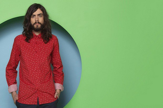 Французская марка Sixpack опубликовала лукбук весенней коллекции одежды. Изображение № 17.