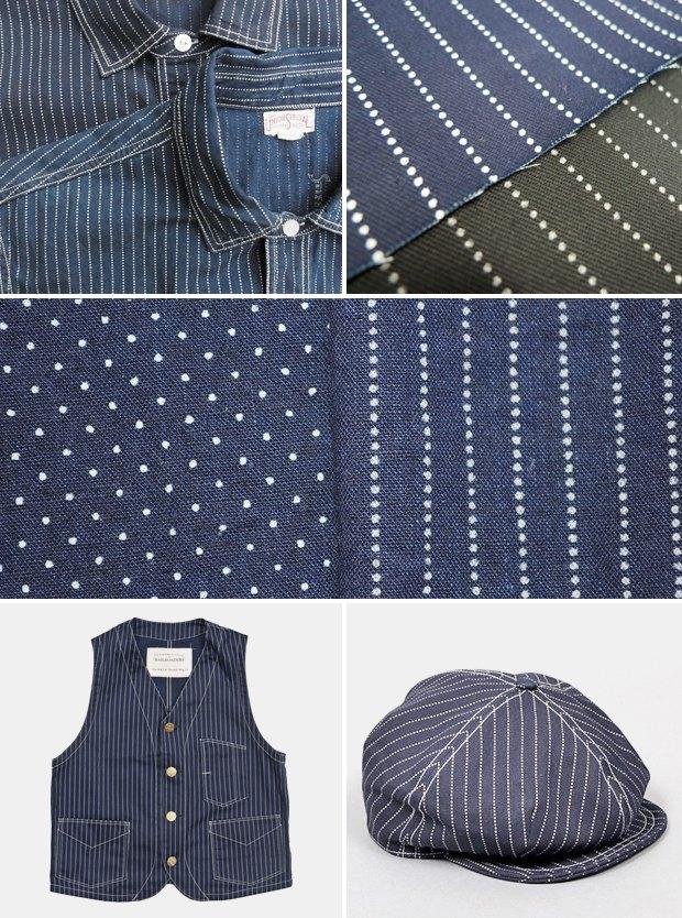Вабаш и хикори: Традиционные узоры американской рабочей одежды. Изображение № 1.