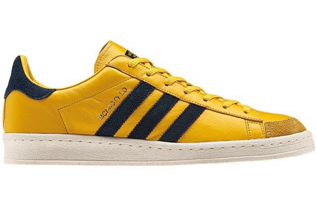 Марка Adidas и дизайнер Марк МакНейри представили совместную коллекцию одежды. Изображение № 5.