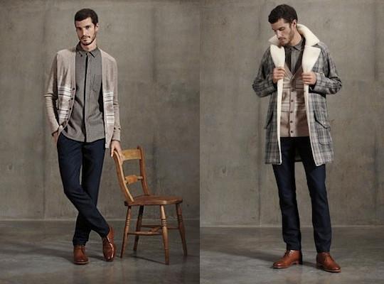 Марка Pendleton выпустила осеннюю коллекцию одежды. Изображение № 7.