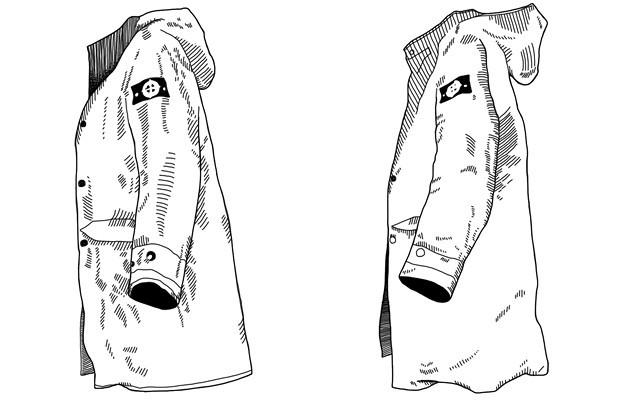 Остров сокровищ: 10 легендарных курток и материалов Stone Island. Изображение № 34.