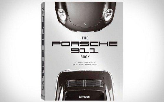 Вышла книга Porsche 911 Book: 50th Anniversary Edition. Изображение № 1.