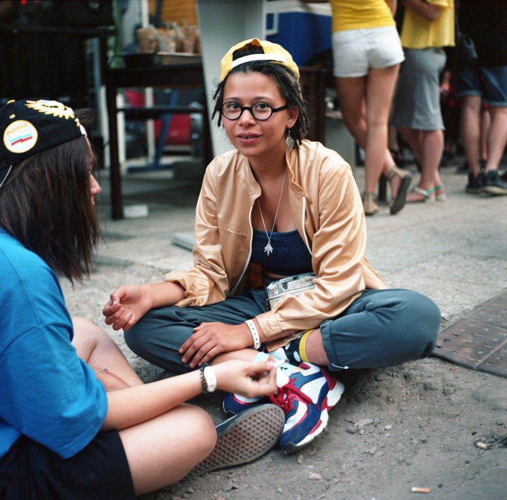 Фоторепортаж: Фестиваль «Боль» . Изображение № 9.