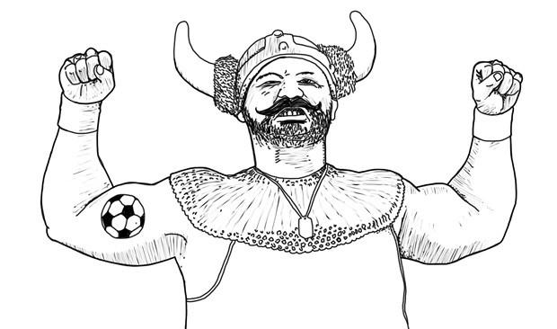 Пять шагов, как приучить девушку смотреть футбол. Изображение №4.