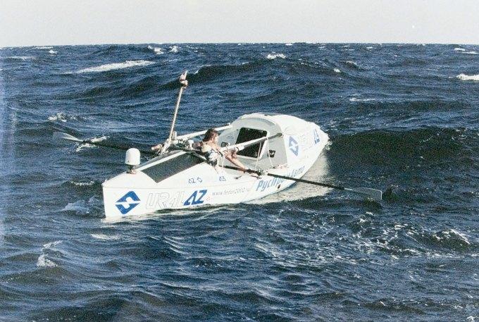 Одинокое плавание: 8 путешественников, пересекших Атлантику на весельной лодке. Изображение № 14.
