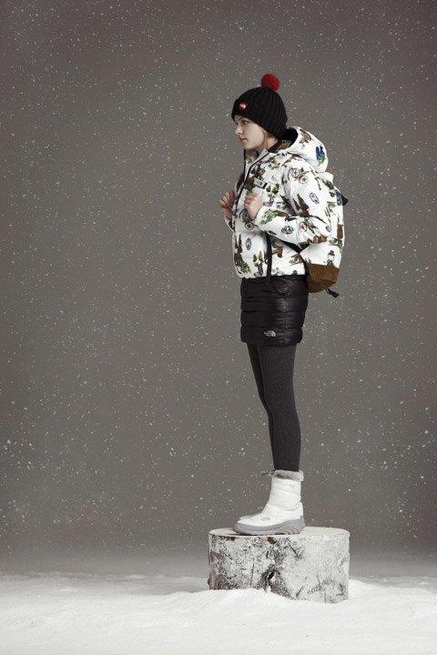 Марка The North Face запустила новую премиальную линейку White Label. Изображение № 6.